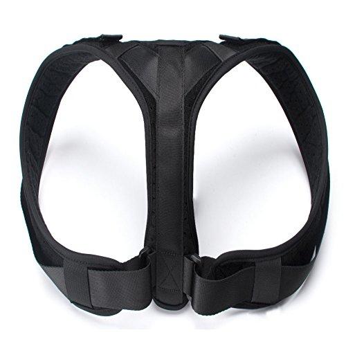 Posture Corrector for Women Men – Adjustable Back Brace Posture Corrector...