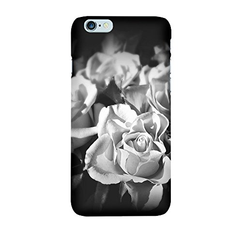 iPhone 6/6S Coque photo - Les roses blanches