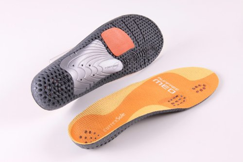RunFree Insoles - Medium Arch Profile - Europe's Leading Insoles for Running & Walking, by currexSole - Triathlon Europe