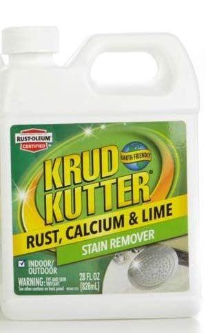 Krud Kutter Rust, Calcium and Lime Stain Remover (28 fl. oz.)