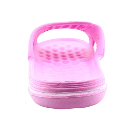 Vertico Slide-on Damen Dusch- und Poolside Sandale Rosa