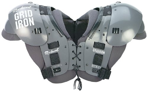 Markwort Adult Gridiron Football Shoulder Pads (Large) Adult Shoulder Pad