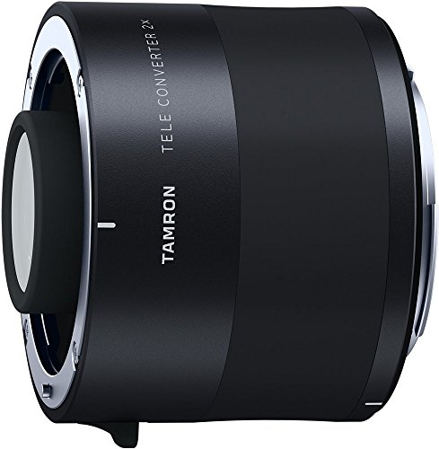 Tamron 2.0X Teleconverter (Model TC-X20) for Select Tamron Lenses in Canon Mount