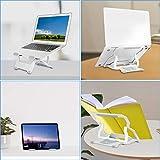 Adjustable Laptop Stand for Desk Foldable Laptop