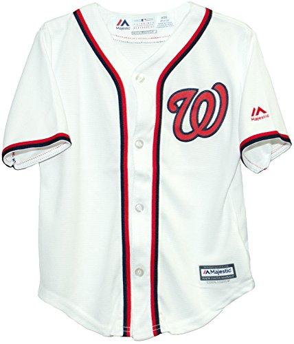 Washington Nationals Home Cool Base Infant Jerseys (24 - Blank Washington Nationals