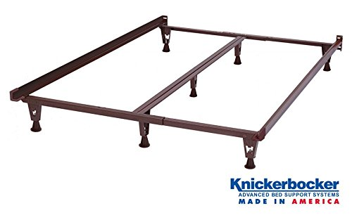 Model KB2007G - Heavy Duty Metal Bed Frame w/Glides ONLY - Knickerbocker ''Monster'' Version without Wheels - 5-in-1: Twin,Full, Queen,King,California King by Heavy Duty Bed Frames (Image #3)