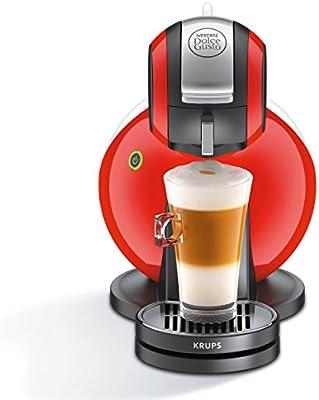 Krups Dolce Gusto Melody 3 KP2205 - Cafetera de cápsulas, 15 bares ...