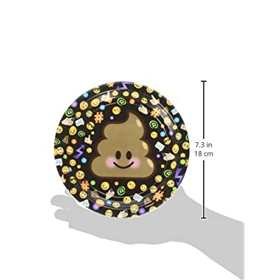 8 Pack LOL Emoji Cake Dessert 7
