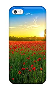 Lennie P. Dallas's Shop Hot 2855473K73692563 Awesome Defender Tpu Hard Case Cover For Iphone 5/5s- Sunset