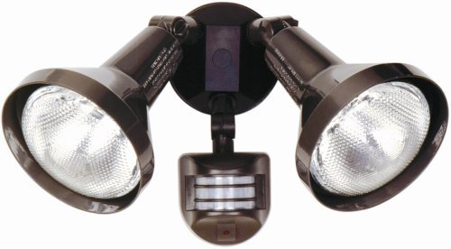 Outdoor Security Light Shield in US - 9
