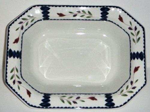 Adams Lancaster Oval Vegetable Bowl (Lancaster China Adams)