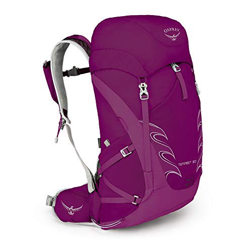 - Osprey Packs Tempest 30 Women's Hiking Backpack, Mystic Magenta, Ws/M, Small/Medium