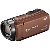JVC video camera Everio R built-in memory 32GB GZ-R400-T (Light Brown)