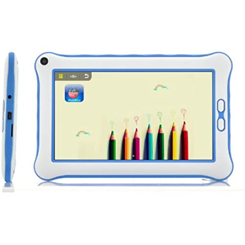 Children's Android 4.2 Tablet Fun-Tab - Password Parental Control, Child Friendly User Interface, 7 Inch Touch Coupons