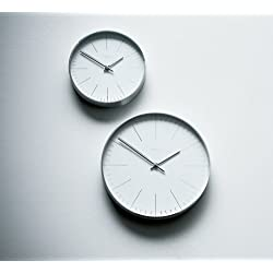 Max Bill-Wall Clock With Lines-MB-6046
