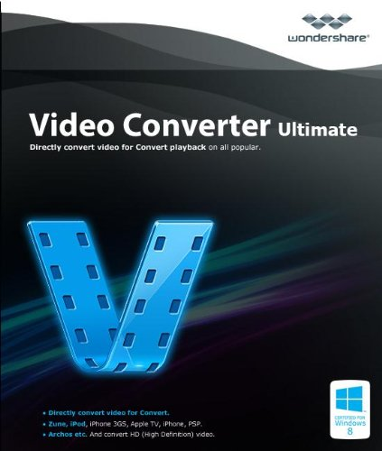 Wondershare Video Converter Ultimate 6 [Download] by Wondershare Software, LLC