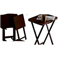 Mainstays 5-Piece Tray Table