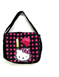 "Hello Kitty ""I Heart Kitty"" Messenger Bag"