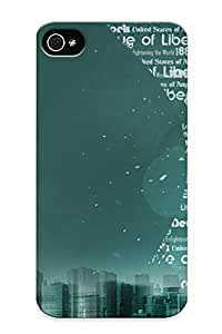 For Iphone 4/4s Case - Protective Case For Trinalgrate Case