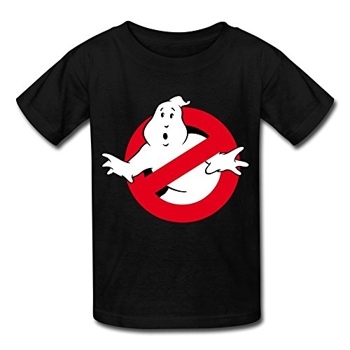 Ghostbuster T Shirts For Kids (YWT Ghostbuster Kid's T-shirts Hot Topic Size S Black)