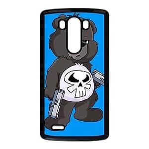 LG G3 case , Care Bear Cell phone case Black for LG G3 - LLKK0796203