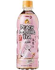 Pokka Peach Oolong Tea 500 ml  (Pack of 24)