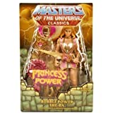 HeMan Masters of the Universe Classics Exclusive Action Figure Bubble Power SheRa by Masters of the Universe Classics