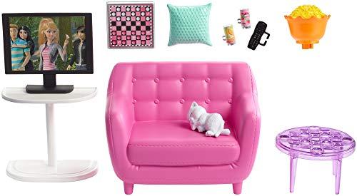 Barbie Movie Night Playset -