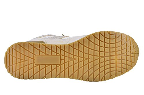 2Star 37 Sneaker Gold Textile Women's Shoes Beige qnwggCYd