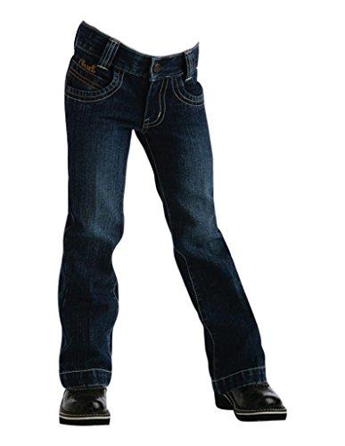 Cruel Girl Girls' Utility Slim Fit Jeans Denim 16 S