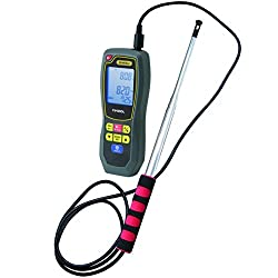 General Tools CIH30DL Hot Wire Anemometer and IR Thermometer