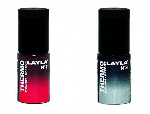 THERMO POLISH EFFECT NAGELLACK - TWIN PACK No. 4