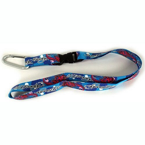 Don Ed Hardy Mermaid Lanyard ()