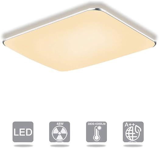 12 Watt LED Decken Leuchte Wohnzimmer Wand Licht Beleuchtung