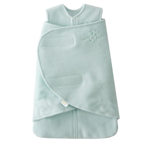 HALO-SleepSack-Micro-Fleece-Swaddle-Mint-XX-Small