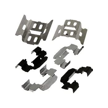 Carlson P817 Front Disc Brake Hardware Kit