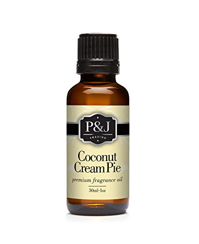 Coconut Cream Pie Fragrance Oil - Premium Grade Scented Oil - 30ml