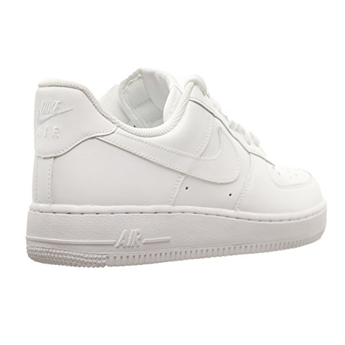 Wmns da Force Nike Air Scarpe '07 1 Donna Bianco Basketball w6nOdfq