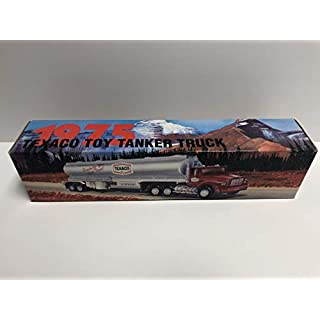 Texaco 1975 Toy Tanker Truck with Working Lights