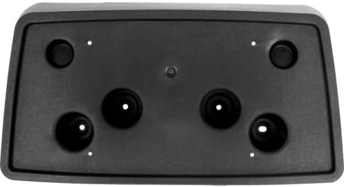 License Plate Bracket compatible with Chevrolet Silverado 1500 07-13 Front