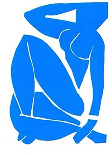 Posters: Henri Matisse Poster Art Print - Nude Blue I (32 x 24 inches)