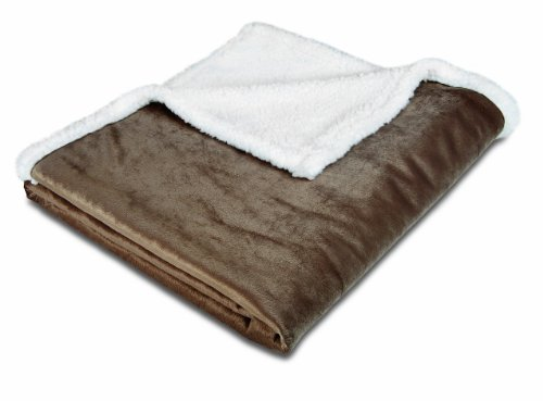 Animal-Planet-Sherpa-Pet-Blanket-Pewter