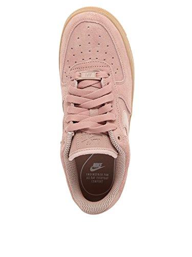 Nike Air Force 1 07 Mujer Marrón / Marfil Aa0287-200 Champiñón / Seta
