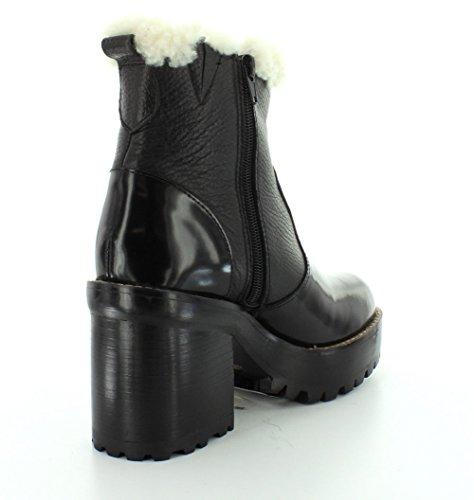Campbell Jeffrey Womens Platform Eureka Sh Box Black Shoe dCqc7C
