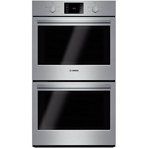Bosch HBL5551UC 500 30″ Stainless Steel Electric Double Wall Oven