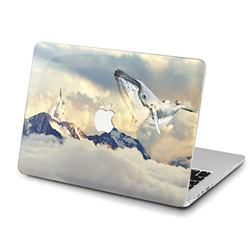 Lex Altern Whale Sky MacBook Air Case 13 inch Pro A1989 15 12 11 2017 Model 2018 Mountain Mac Retina Cover Cloud Plastic Animal Hard Shell White Luxury Creative Apple 2016 Protective Girl Kids Print]()