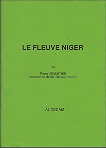 Pierre Vennetier Le Fleuve Niger Livre 40 Diapos