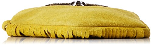 Borse Yellow 1518 Chicca Jaune bandoulière sac Yellow Aq66x8wYd