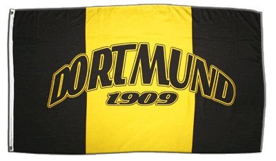 Flagge Fanflagge Dortmund 1909-90 x 150 cm