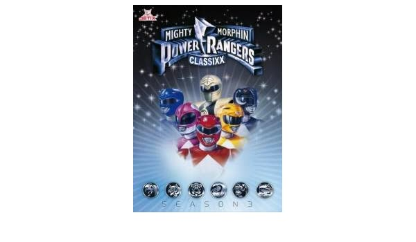 Power Rangers - Mighty Morphin Power Rangers: Season 3 6 ...